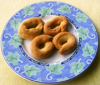 Tarallini with white wine
