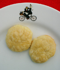 orange juice cookies