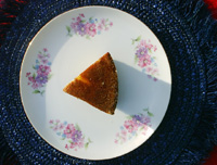 Margherita Cake/ Pasta Margherita (without white flour; with potato ...
