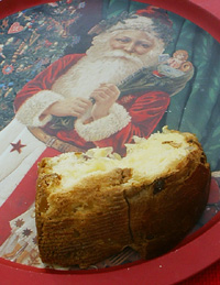 Italian Christmas bread